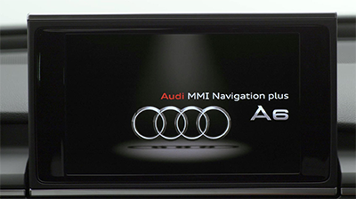 audi a3 sat nav instructions