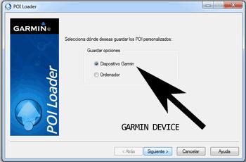telecharger carte radar gps garmin